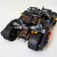 Lego Mobil Batman Batmobile Batman Tumbler Decool 7105 EXLUSIVE