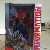 Mainan Robot Transformer Transformers Optimus Prime