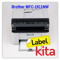 Printer Laser Mono Multifungsi Brother MFC-1911NW