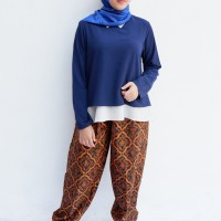 Celana Jogger Batik - Jinny 01 | Terlaris - Termurah