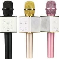 mic q7 mic impor mic smule ktv karaoke mic gold mic unik mic wireless