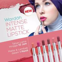 Jual READY Wardah Intense matte Lipstick Murah