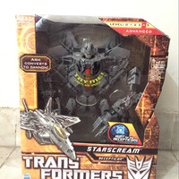 Transformers Leader Class Starscream HFTD LC RARE Ori Hasbro
