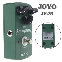 Efek Gitar Joyo Analog Delay Guitar Effect JF 33