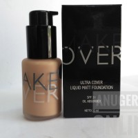 Harga Foundation Make Over Travelbon.com