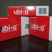 UBI-Q / UBI Q 100 MG (ANTIOKSIDAN, SUPLEMEN JANTUNG)