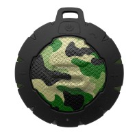 STORM Bluetooth Speaker Wireless Portable Waterproof SOUL CAMO GREEN