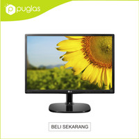 "Monitor LG LED 20"" Inch 20MP48 IPS For Komputer PC Computer"