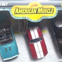 Rare Class of 1967 ERTL AMERICAN MUSCLE Car 1:43 Diecast CAMARO FIREBI