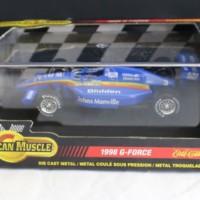 Ertl AMERICAN MUSCLE 1998 G-Force Indy Car Bobbie Rahal 1:43 Scale Die