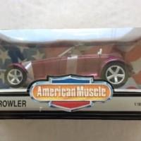 Ertl American Muscle Plymouth Prowler 1/18 Scale Die Cast Model Car