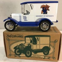 Ertl Collectibles1923 Chevy H376 UK News Truck Bank 1:25 Scale Die-cas