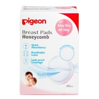 Pigeon Breast Pads Honeycomb (66pcs)