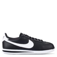 Sepatu Original Nike Cortez Basic Leather - Black