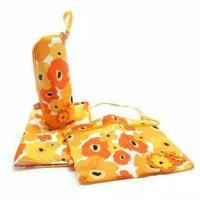 Jual Okiedog Trio Accessories Flower Yellow / Changing / Perlak / Tas Bayi Murah