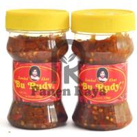 Sambal Bawang Bu Rudy PR 150gr Sambel Siap Makan