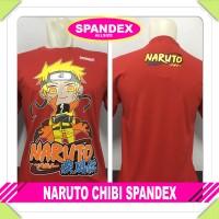 harga Kaos Baju Distro Anime - Uzumaki Naruto Chibi Tokopedia.com