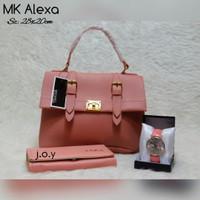 Harga tas lokal paketan tas murah tas selempang paket 3in1 mk | Pembandingharga.com