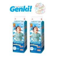 Nepia Genki Tape Xl44 (tipe Perekat, Ukuran Xl Isi 44 Pcs)