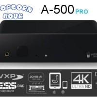 Popcorn Hour Media Player A500 A-500 Pro 4K XLR Audio