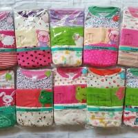 Romper Carters Belove Kaya Motif & Warna Sleepsuit Pakaian Tidur Bayi