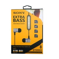 Headset Bluetooth SONY STN-861 EXTRA BASS (Handsfree / Earphone)
