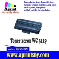 toner xerox 3119, wc3119  compatible cartridge printer laserjet