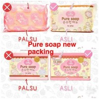 PURE SOAP JELLY 100% ORIGINAL / PURE SOAP JELLY WHITENING ASLI