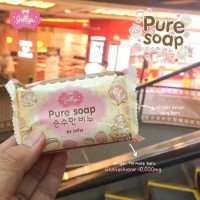 PURE SOAP BY JELLY 100% ORIGINAL - PURE SOAP JELLY WHITENING ASLI