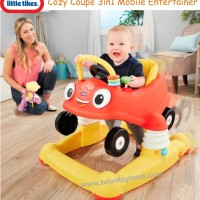 Jual Little Tikes Cozy Coupe 3 in 1 Mobile Entertainer Walker Murah