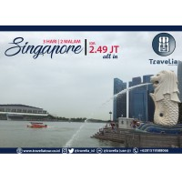 VOUCHER TOUR TRAVELIA SINGAPORE