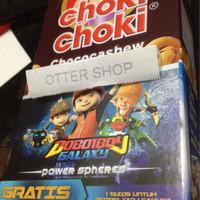 choki choki chococashew edisi boboiboy berhadiah game card