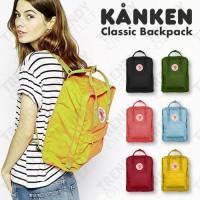 Fjallraven Kanken Backpack - Tas casual/sekolah/kuliah