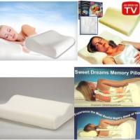 Memory Foam Pillow Foam Bantal tidur sehat Kesehatan leher terbaik
