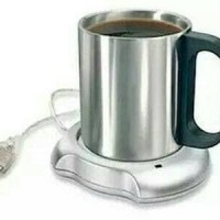 Jual Pemanas Kopi/Teh. Warmer Cup USB Murah