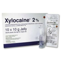 Xylocaine Jelly 2% 10ml (bh) / jelly / seperti cathjell