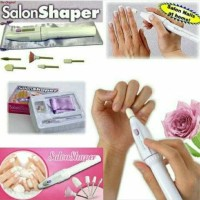 Salon Shaper Manicure 5in1 As Seen On Tv/ Nail Art Tools