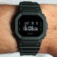 Casio G-Shock DW-5600BB-1 / GShock DW5600BB Original & Bergaransi
