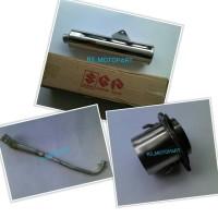 harga Leher Knalpot Semi Stainless Netral+adaptor+slincer Fu Ori Jupiter Mx Tokopedia.com