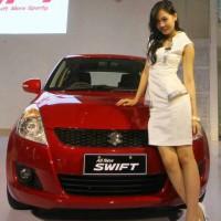 2036.Suzuki ALL New SWIFT 2013 Vtech Peredam suara akustik 4 pintu