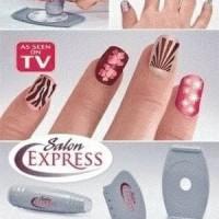 Alat Penghias Kuku Express/ Nail Art Tool As seen on Tv