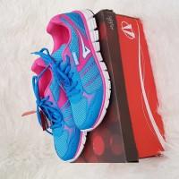 Sepatu Olah Raga Wanita Ardiles Astrid Biru Pink