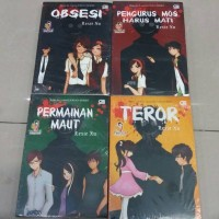 Novel Paket Johan Series (1-4 Tamat) - Lexie Xu