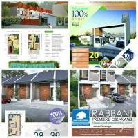 Rumah kredit non Riba 100% syariah