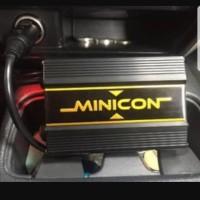MINICON - ALAT PENGHEMAT BBM / STABILIZER KELISTRIKAN MOBIL