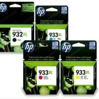 Tinta HP original 932XL dan 933XL 1 set