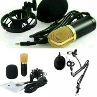 BM-700 + stand + pop filter + holder hp