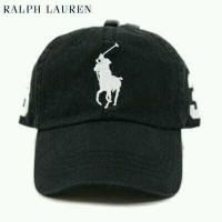 TOPI BASEBALL POLO RALPH LAUREN FE8 - LS