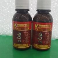 K-BOOSTER..vitamin suplemen...obat ayam sakit pucat