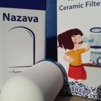 Tulip Filter Keramik Saringan Air Minum.